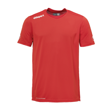 Hattrick Playing Shirt Red